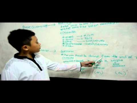 Borlandio Base & Derived Quantity Explanation
