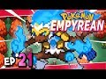 Pokemon Empyrean Part 21 MEGA INFERNAPE! - Pokemon Fan Game Gameplay Walkthrough