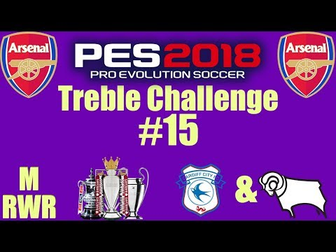 PES 2018 [PS4] #15 - Derby Day - Treble Challenge