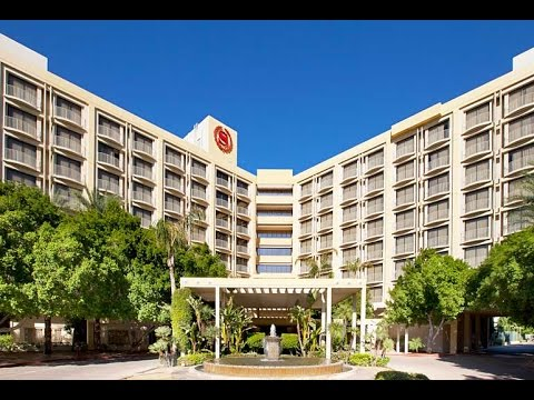 Sheraton Crescent Hotel - Phoenix, Arizona, USA