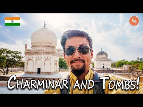 Charminar And Qutb Shahi Tombs