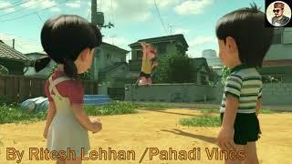 Kajo Nain Milaye o - Latest Pahadi Song Animated || himachali Song 2017 || Ritesh Lehhan Pahadivines