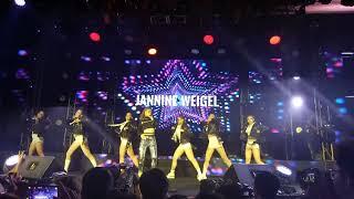 Heart Stop - Jannine Weigel (Live Performance)