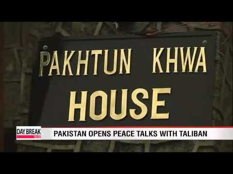 Pakistan opens peace talks with Taliban