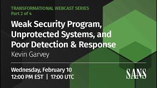 Part 2: Rekt Casino Hack - Weak Security Program, Unprotected Systems, and Poor Detection & Response
