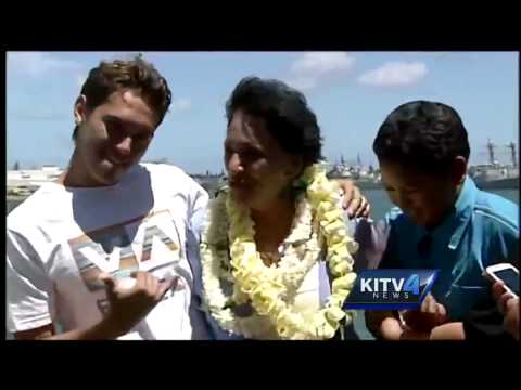 New citizens take oath at Pearl Harbor