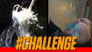THE CRAZIEST CHALLENGE EVER!
