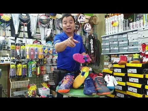 การเลือกรองเท้าแบดมินตัน ep.2 By ร้านมงคลประดิษฐ์2 บางบัวทอง