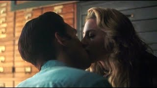 Riverdale 3×04 Young Alice and FP kiss| G&G gets intense