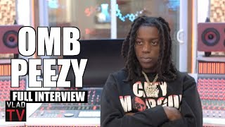 OMB Peezy on NBA YoungBoy, King Von, E-40, Getting Shot, Arrest (Full Interview)