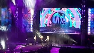 20180221 EXID - HOT PINK [2018 Stargram Global Kpop Show Live in Singapore]
