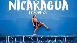 Travel Nicaragua   SOLO FEMALE TRAVELER   Ep. 61   León
