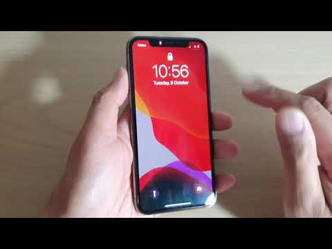 IPhone 11 Pro: How To Use Three Different Notification Alerts (Lock Screen / Notif Centre / Banner)
