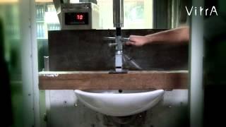Максимальная  нагрузка на раковину. Испытание на заводе.Всем смотреть(Подвесная раковина Vitra выдерживает нагрузку до 900кг. Посмотри как испытывают Подвесную раковину Vitra на..., 2013-06-29T15:50:16.000Z)