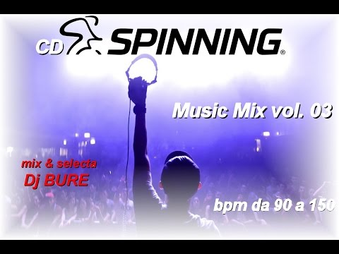 cd spinning music mix 2017 Vol.03 (fitness & running music)