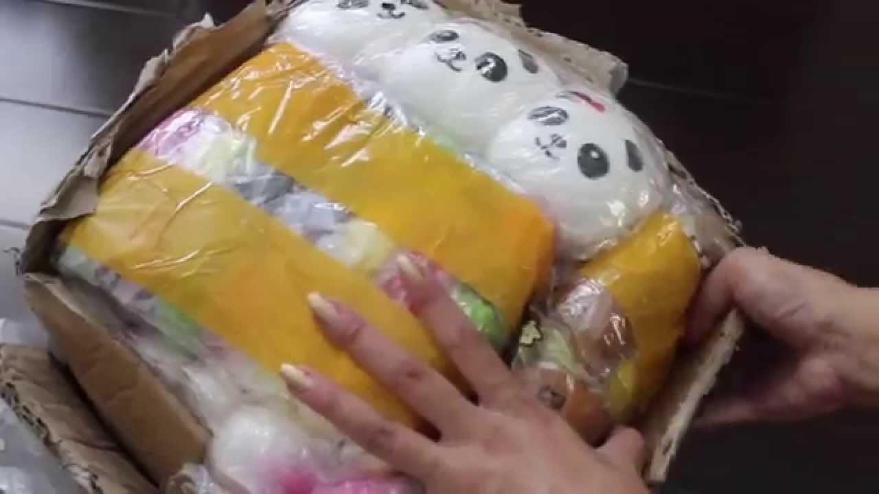 Rare Squishy Supplier Website : NEW SQUISHY PACKAGE 2015 Squishy
