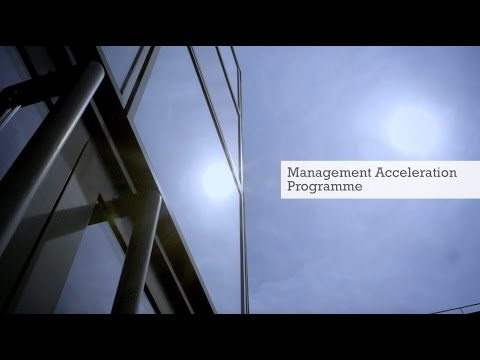 The Management Acceleration Programme