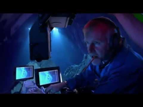 Погружение в бездну 3D / Deepsea Challenge 3D (трейлер на русском)
