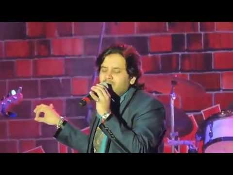 Jashn-e-bahara from Jodha Akbar - Javed Ali Live at Phoenix Mall Bangalore 27th December, 2014