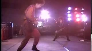 1986年日比谷野外音楽堂.