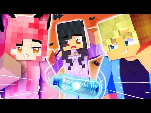 Spin The Bottle!   Minecraft Murder Mystery Roleplay