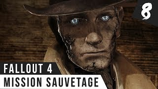 Fallout 4 Gameplay #8 Allons sauver le Detective Valentine! FR