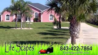 Lifescapes | Landscape Design-lawn Maintenance-irrigation Installation & Repairs In Charleston, Sc