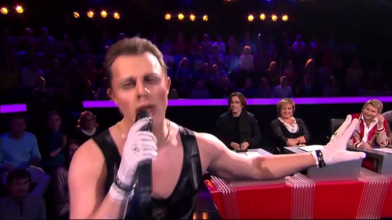 "Виталий Гогунский. Подборка ""Один в один!"" - YouTube"