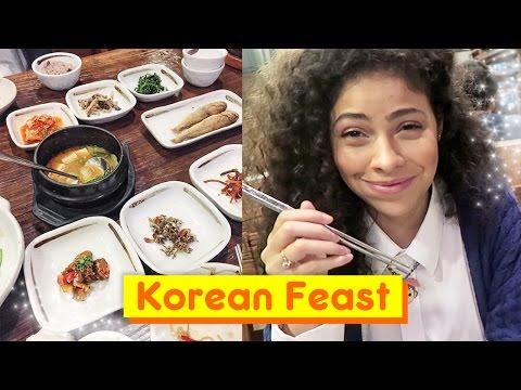 Korean Feast ft Alex Reid of BP RANIA