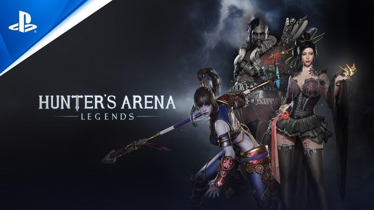 Hunter's Arena: Legends - Official Gameplay Trailer