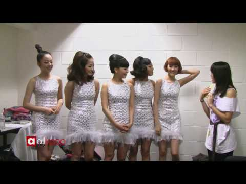 Wonder Girls Interview with allkpop in San Jose, CA!