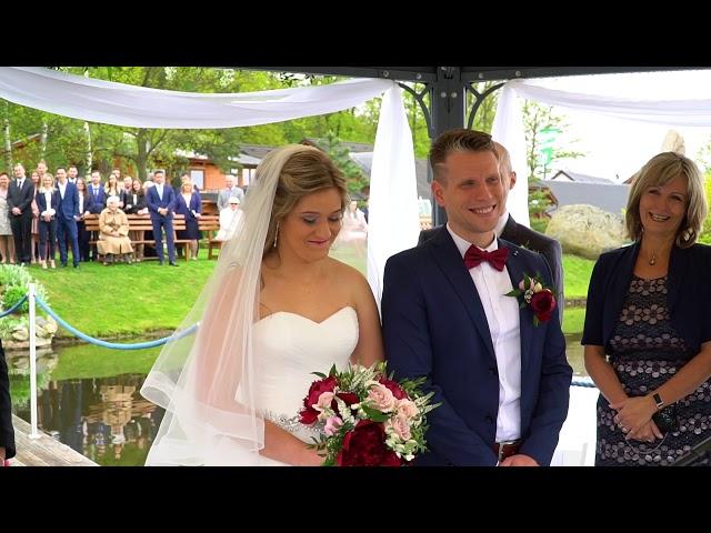 Lucie ♥ Petr / Penzion Hulín / SVATEBNÍ VIDEO 11.5.2019