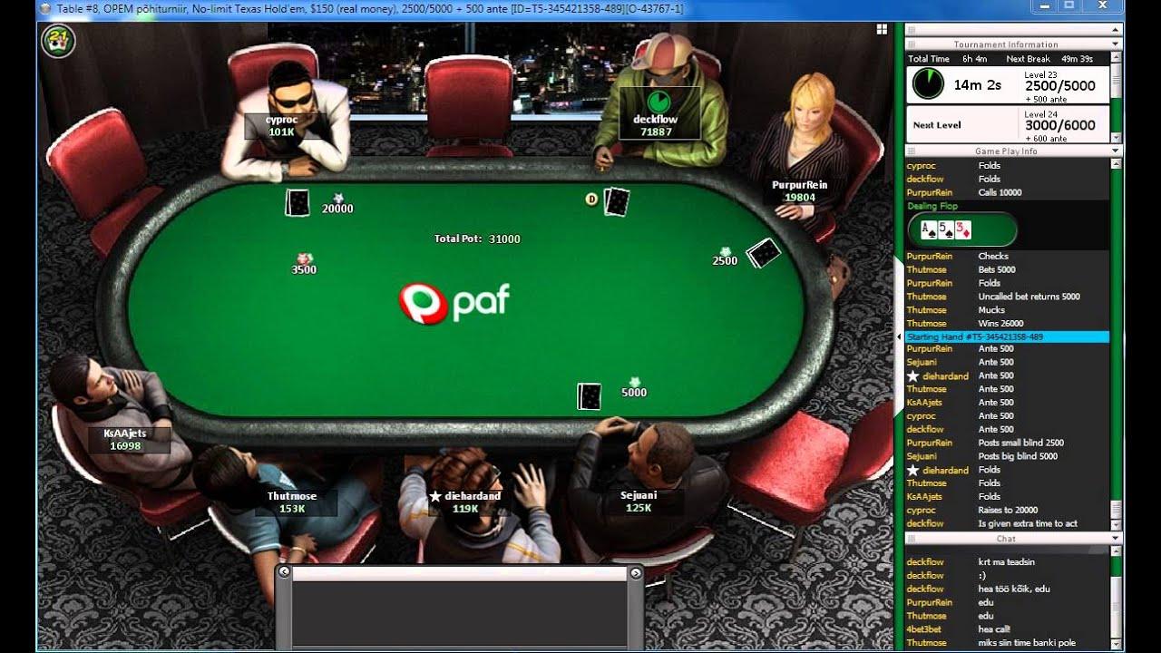 Anti gambling update