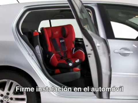 Silla de auto giratoria axiss de beb confort youtube for Mejor silla coche bebe grupo 1 2 3