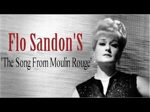 78 RPM - Flo Sandon's - The Song From Moulin Rouge (1953)