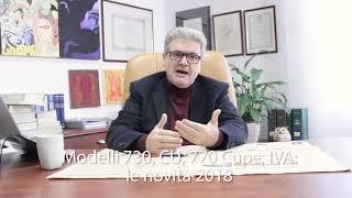 Novità 730, CU, 770, Cupe, Iva 2018, detrazione Iva fatture 2017/2018, regime di branch exemption