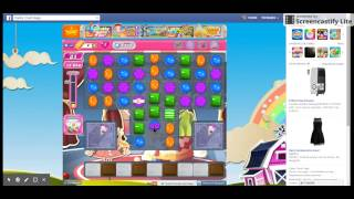 HOW TO... Level 1115 candy crush NO BOOSTERS