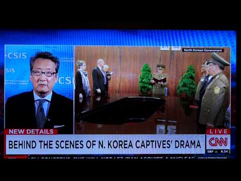 11-10-14 Tony Namkung CNN Interview - Part 1