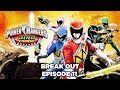 Power Rangers Dino Charge Episode 11 Review Brake Out Airlim