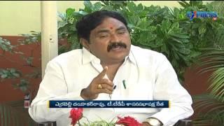 TDP MLA Errabelli Dayakar Rao face to face interview  - Express Tv