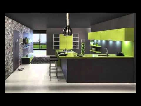 Interior design ideas for 1 room kitchen flat in mumbai youtube Kitchen design mumbai pictures