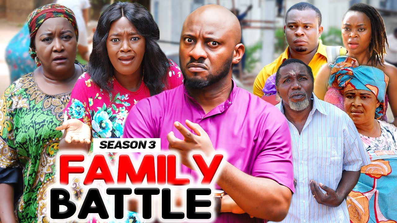 FAMILY BATTLE (SEASON 3) -  (NEW HIT MOVIE) - 2020 LATEST NIGERIAN NOLLYWOOD MOVIE