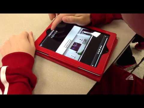 Vernier Video Physics App In Action