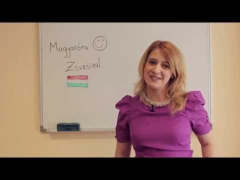 Hungarian Lesson with Zsuzsi 1.