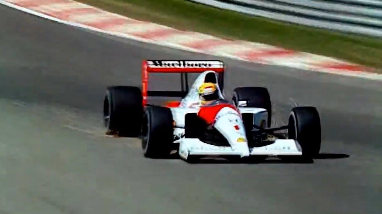 Ayrton Senna The Mystical Brazilian Hero Hd