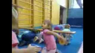 Детский фитнес, урок