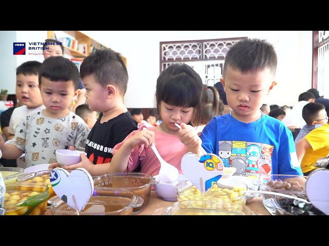 HAPPY BIRTHDAYS TO THE CHILDREN OF FEBRUARY AND MARCH (VBBS BÌNH THỚI )