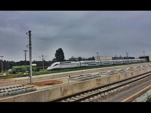 Tests TGV Tanger-Casablanca