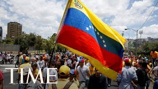 A Person Has Been Killed And Four Wounded During Voting In Venezuela By Pro-Government Groups | TIME