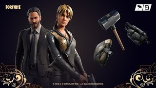 SHOP FORTNITE 28/06/2019 !! NUOVA SKIN SOFIA - SET JOHN WICK E PICCONE SPACCATOR SEVERO